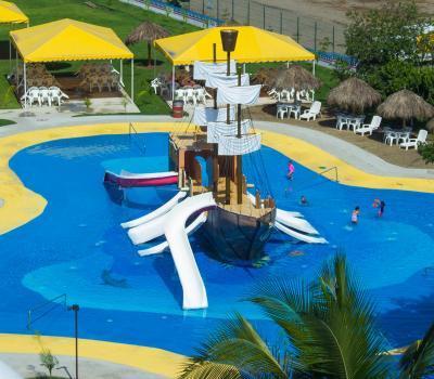 Parque acuatico en Vallarta