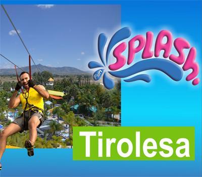 Tirolesa en Nuevo Vallarta Riviera Nayarit
